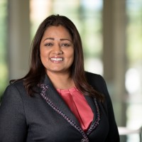 Photo headshot of Seeta Rampersaud Director of Finance