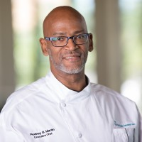 Photo headshot of Rodney Martin, Executive Chef